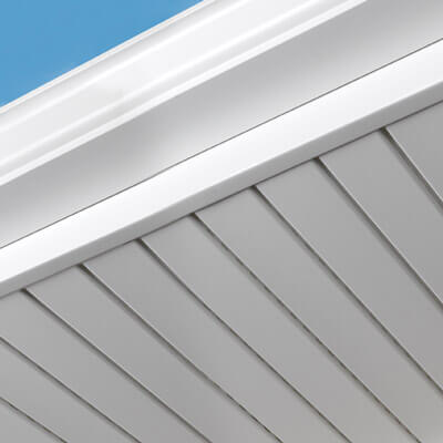 Trivent High Performance Solid Soffit With X Tra Vent