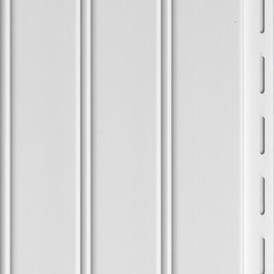 Beaded Solid Vinyl Soffit Premium Siding Supply