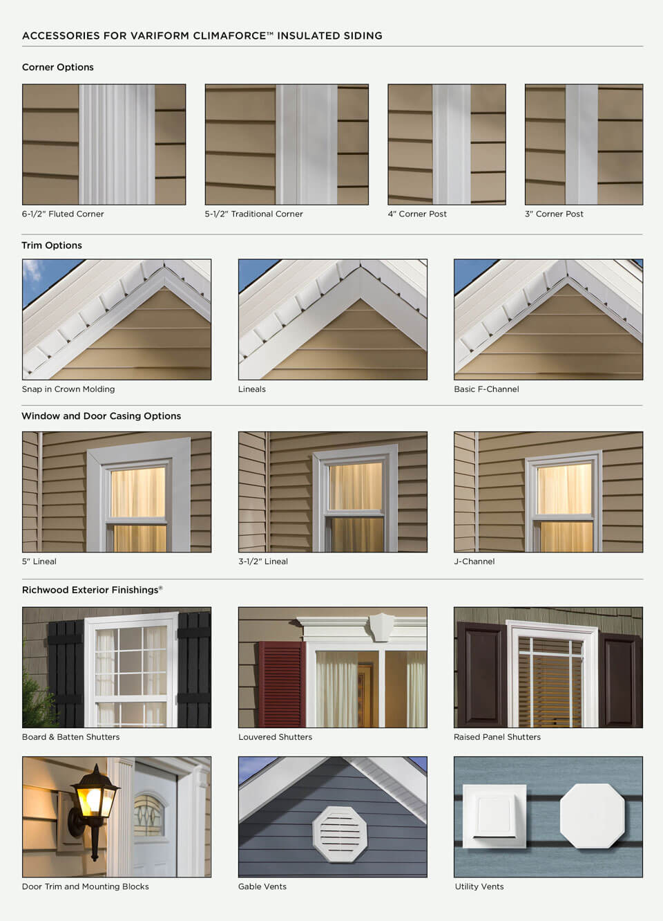 Climaforce Insulated Siding Double 6 Premium Siding Supply