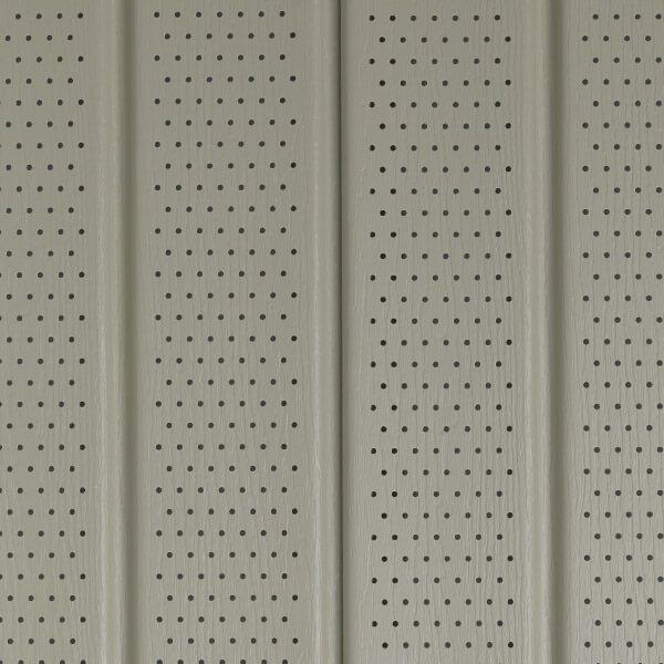 D5 Premium Vented Vinyl Soffit Premium Siding Supply