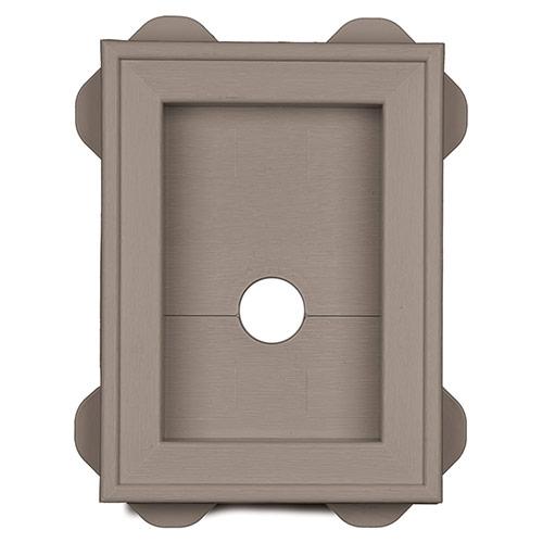 Split Block Mini Mounting Block Premium Siding Supply
