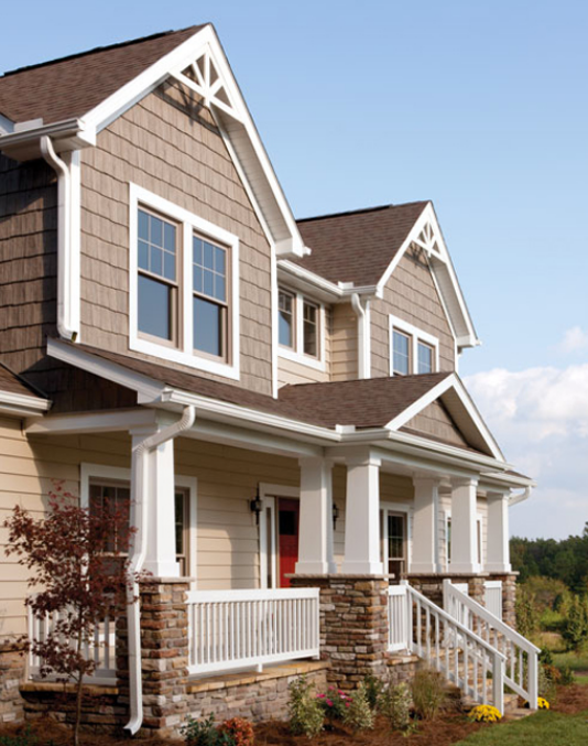 Vinyl Siding Prices Rise Along With Resin Premium Siding