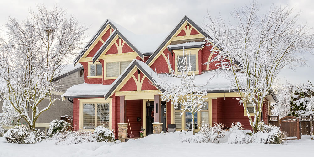 Important Winter Maintenance for Vinyl Siding
